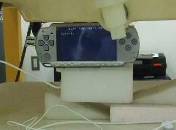"""PSP lite approved by the FCC as the """"PSP-2001"""""""