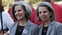 Seeing double? Twins converge on Greek town