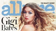 Gigi Hadid Looks Like a Modern Venus on the Cover of 'Allure'