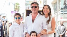 Simon Cowell and family get matchy-matchy for Hollywood Walk of Fame star ceremony