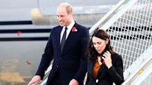 Prince William lands in Christchurch with Jacinda Ardern to meet terror survivors