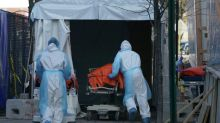 New York state virus toll tops 4,000 with 594 new deaths in 24 hours