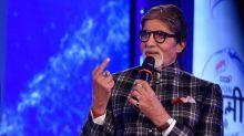 Coronavirus: testé positif, l'acteur de Bollywood Amitabh Bachchan hospitalisé