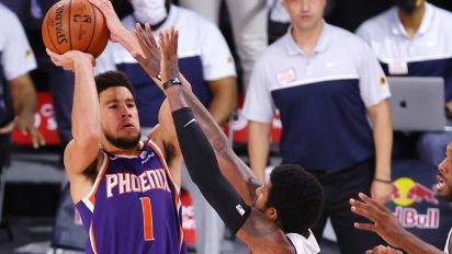 Booker, Suns bust Clippers at the buzzer