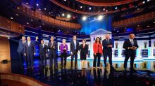 Corporations take it on the chin in first Democratic debate