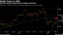 Here Come More Bearish 'Death Cross' Signals on European Stocks