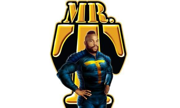 Mr. T and Will Wright team up against Nazis in ZootFly game