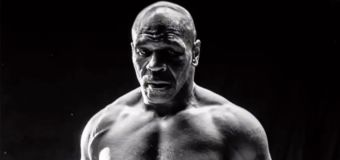 Fans erupt over 'terrifying' Mike Tyson photo