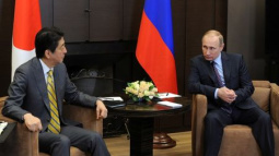 Putin's Japan visit could be firmed up at Abe meeting