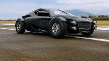Otro más… Xing Mobility promete un superdeportivo eléctrico más rápido que el Tesla Roadster