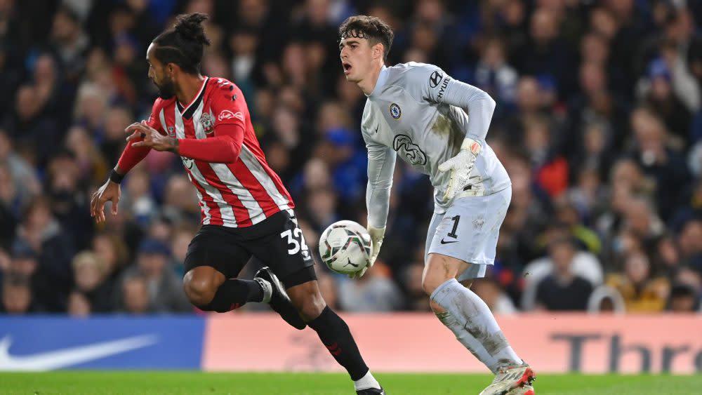 League Cup: Arsenal handles Leeds; Chelsea-Southampton, QPR-Sunderland need penalties - Yahoo Sports