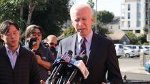 Excombatientes no merecen un comandante en jefe que los insulta, dice Biden