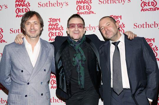 Marc Newson joins Apple as part of Jony Ive's design team