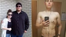 How this 21-year-old lost 211 pounds and saved his own life