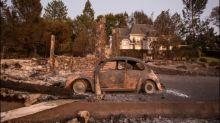 Kampf gegen Waldbrände in Kalifornien kommt spürbar voran
