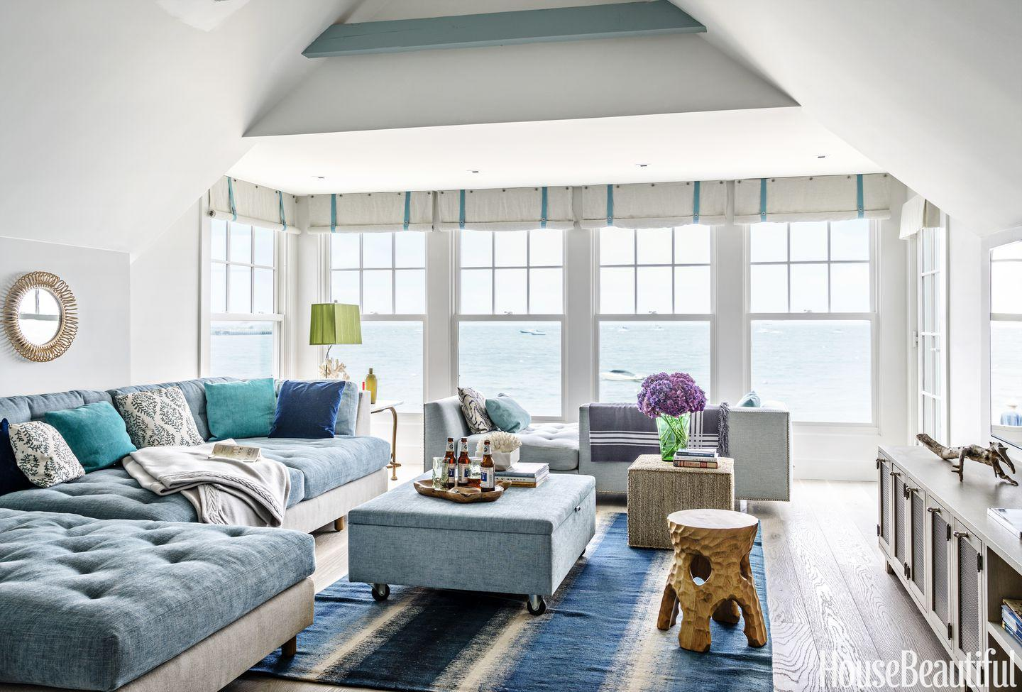 These Living Rooms Are Total Decor Goals
