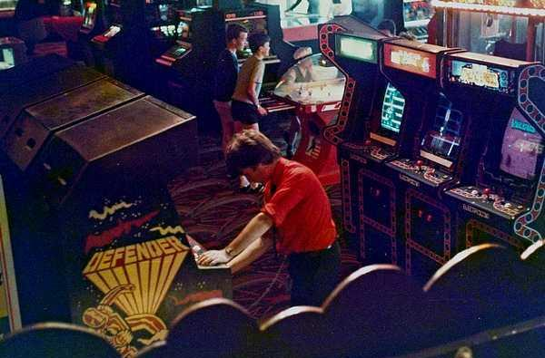 Visualized: Growing up in arcades