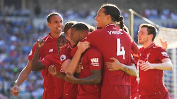 Wijnaldum and Milner fire Liverpool back to the top