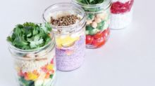 Breakfast and Lunch Jars to Make Now, Enjoy Later