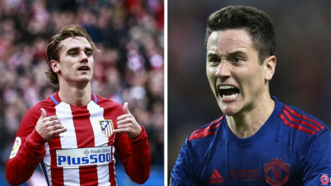 Gossip: Griezmann future 'decided within 2-3 weeks', Barcelona 'want Herrera'