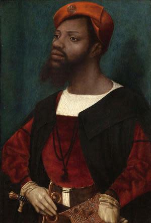 El enigmático retrato de un africano renacentista