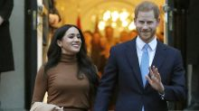 Meghan and Harry 'no longer working members' of the royal family, Queen says