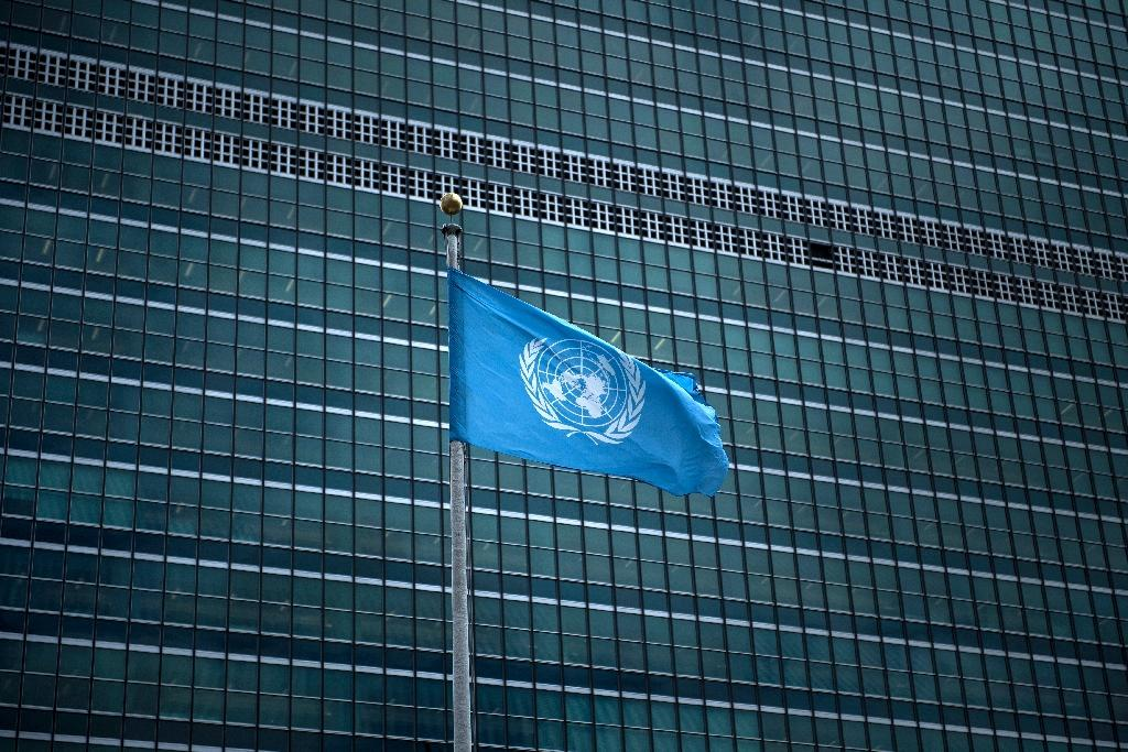 About 130 heads of state and government will gather at the United Nations headquarters for six days of speeches and meetings on a long list of issues from climate change to poverty (AFP Photo/Brendan Smialowski)
