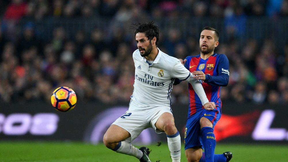 Empresário confirma que o Barcelona já conversou com Isco