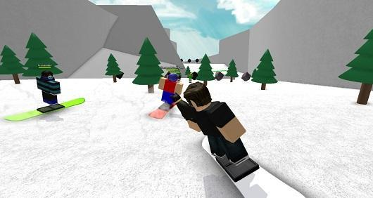 MMO Family: Winter fun and cool cash in Roblox