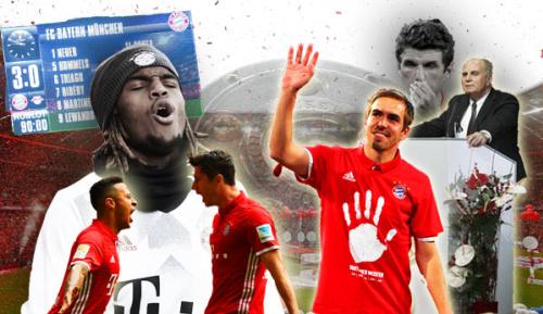 Bundesliga: FC Bayern: Die Themen auf dem Weg zur Schale