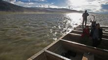 Arunachal on Flood Alert After Landslide Creates Artificial Lake in China