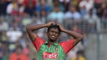 Freak injury forces Rubel Hossain out of action for a month