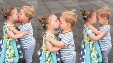 El beso más viral de internet: ¡95 millones ya lo han visto!