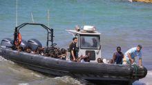 Guardacostas libio rescata a 301 migrantes con rumbo a Europa