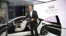 Nissan premium brand Infiniti aims to triple China sales: president