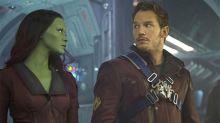 Chris Pratt, Zoe Saldana y Dave Bautista apoyan a James Gunn