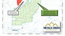 Metals Creeks Acquires by Staking, Property in The Central Newfoundland Gold Belt