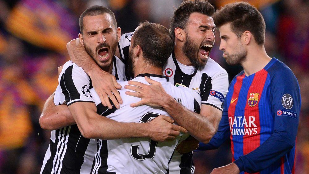 """Ligue des champions - Barça-Juve, Bonucci : """"La Juventus provoque la peur"""""""