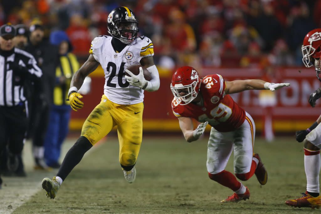 best website 92dae d26cb Could Le'Veon Bell's contract woes rain on a potential ...