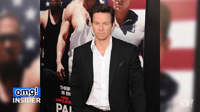 Mark Wahlberg Reveals his 'Pain & Gain' Prep for Movie Roles