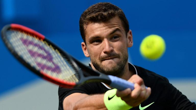 Grigor Dimitrov hopes London defines his season …starting with glory at Queen's and finishing at ATP World Tour Finals