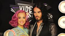 Katy Perry says Russell Brand marriage was 'like a tornado'