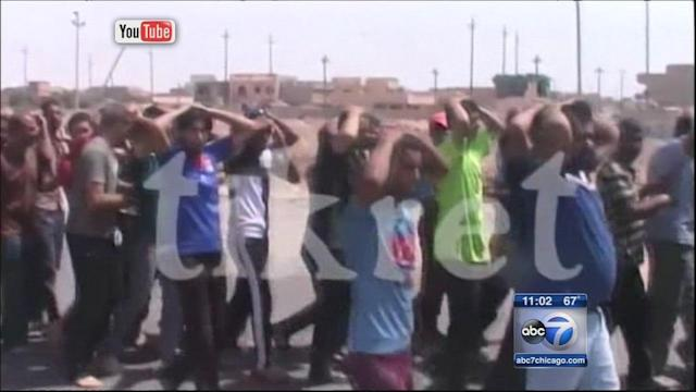 Sunni militants vow to march on Baghdad