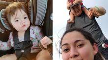 Little girl, 1, sole survivor of horrific car crash that killed family