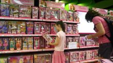 Mattel, unlike Hasbro, says import tariffs only had a small impact on quarterly results