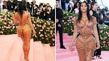 Kim Kardashian's skintight Met Gala look took eight months to create