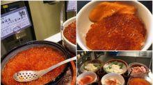 北海道超正酒店早餐 魚子刺身任食自製海鮮丼