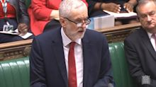 Jeremy Corbyn mocked for describing 2019 as 'quite the year'