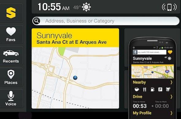 Telenav announces Scout for Cars: Built In, brings together phones and in-dash systems in navigation harmony (update)
