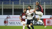 Ibrahimović scores twice as Milan beats Bologna 2-0